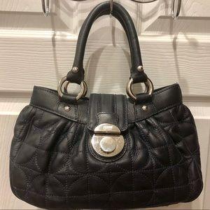 Tufi Duek Forum Brazilian Black Navy Leather Bag 5289537b8c65e